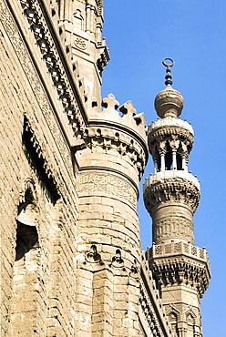 Al Refai Mosque, Cairo, Egypt, North Africa, Africa