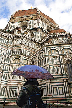 Duomo (Cathedral), Florence (Firenze), UNESCO World Heritage Site, Tuscany, Italy, Europe