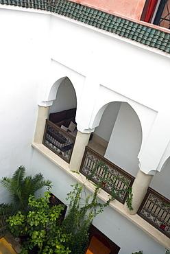 Riad Dar Zaman, Marrakech (Marrakesh), Morocco, North Africa, Africa