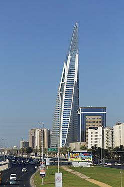Bahrain World Trade Center, Manama, Bahrain, Middle East