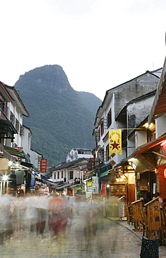 Yangshuo, Guangxi Province, China, Asia