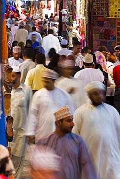 Mutrah Souq, Mutrah, Muscat, Oman, Middle East