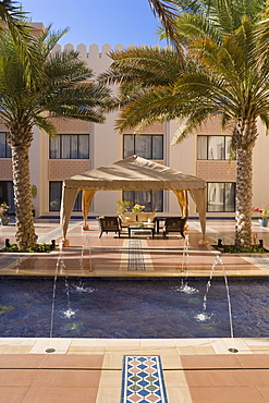 Shangri-La Resort, Al Jissah, Muscat, Oman, Middle East