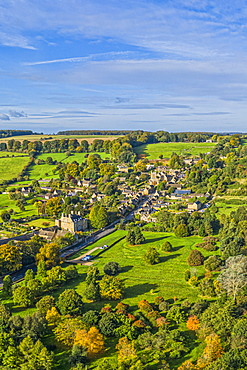 Bourton on the Hill, Cotswolds, Gloucestershire, England, United Kingdom, Europe