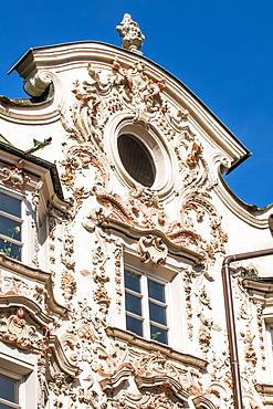 Old Town, Innsbruck, Tyrol, Austria, Europe