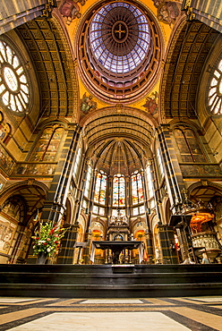 Saint Nicholas Basilica Cathedral, Amsterdam, North Holland, Netherlands, Europe