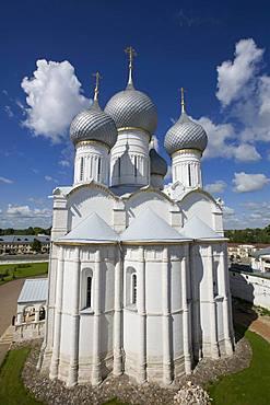 Assumption Cathedral, Rostov Veliky, Golden Ring, Yaroslavl Oblast, Russia, Europe