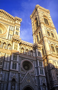 Cathedral of Santa Maria del Fiore (The Duomo), Piazza del Duomo, Florence, Tuscany, Italy, Europe