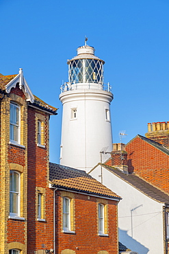 Southwold Lighthouse, Southwold, Suffolk, England, United Kingdom, Europe