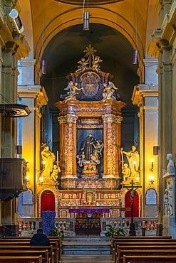 Chiesa di San Francesco a Ripa, Trastevere, Rome, Lazio, Italy, Europe