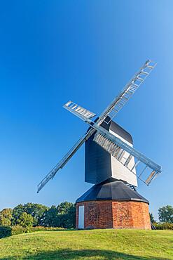 UK, England, Essex, Mountnessing, Mountnessing Windmill