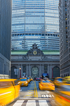 Grand Central Station, Midtown, Manhattan, New York, United States of America, North America