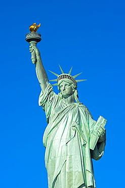 Statue of Liberty, Liberty Island, Manhattan, New York, United States of America, North America