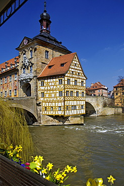 """Old Townhall"" Bamberg, Upper Franconia, Bavaria, Germany"
