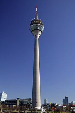TV tower, Duesseldorf, North Rhine-Westphalia, Germany