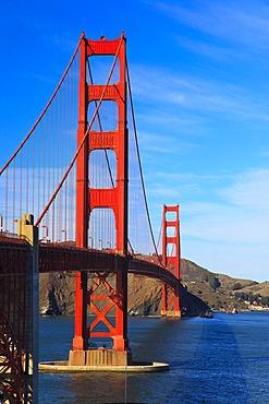 Golden Gate Bridge, San Francisco, California, USA, North America