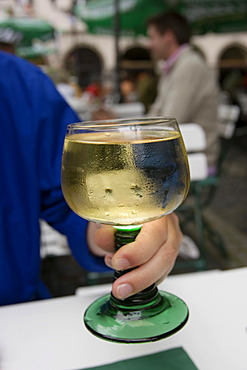 White wine Würzburg Franconia Bavaria Germany
