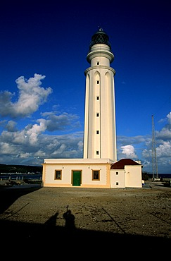 Cape Trafalfar - Cabo de Trafalgar lighthouse Costa de la Luz Andalusia Province Cádiz Spain