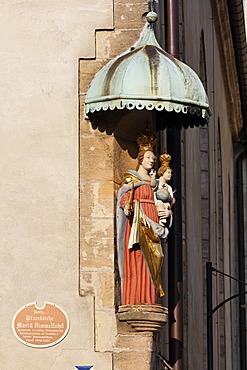 Madonna in Kemnath - Upper Palatinate Bavaria Germany