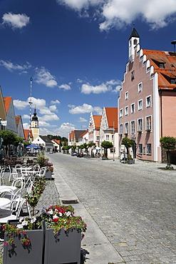 Langquaid , Lower Bavaria Germany