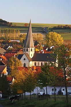 Rasdorf, Rhoen, Hesse, Germany