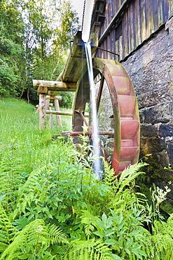 Mooswaldmuehle mill, Black Forest mountain range, Baden-Wuerttemberg, Germany, Europe