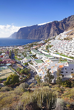 Los Gigantes, Tenerife, Canary Islands, Spain, Europe