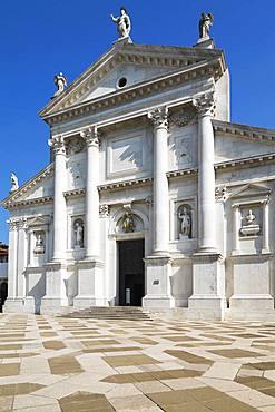 Chiesa San Giorgio, Isola di San Giorgio Maggiore, Venice, Veneto, Italy, Europe