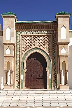 Hassan II Mosque, Agadir, Al-Magreb, Morocco, Africa