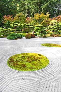 Japanese Garden, Portland, Oregon, USA, North America
