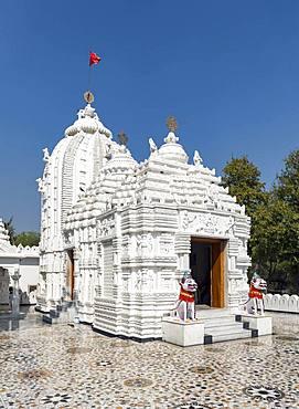 Shree Neelachala Seva Sangha Jagannath Temple, Hauz Khas, South Delhi, Delhi, India, Asia