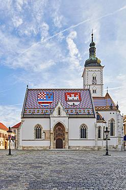 Old Town Hall, Zagreb, Croatia, Europe