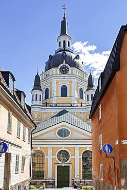 Church of St. Catherine, Stockholm, Sweden, Europe