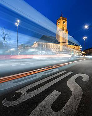 City Hall Schoeneberg, Berlin, Germany, Europe