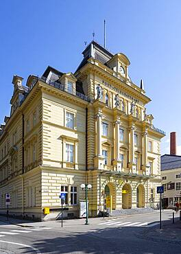 Former Post and Telegraph Office, Bad Ischl, Salzkammergut, Upper Austria, Austria, Europe