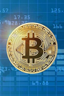 Bitcoin cryptocurrency online pay digital money cryptocurrency economy finance