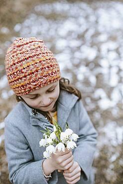 Spring Knot Flower