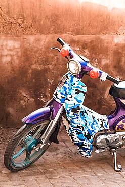 Motorbike, Nizwa, Sultanate Of Oman