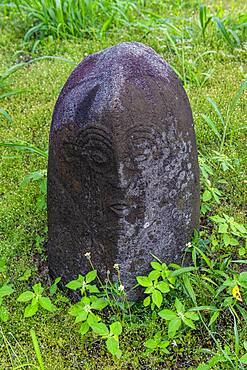 Alok Ikom Stone Monoliths, Alok, Nigeria, Africa