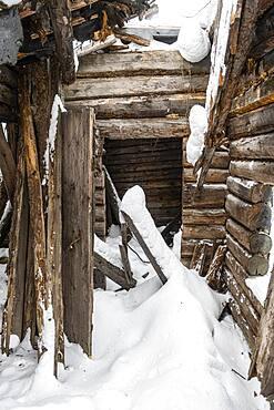Former Gulag along the Road of Bones, Sakha Republic, Yakutia, Russia, Europe