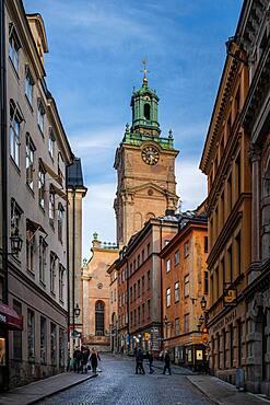Storkyrkan, Stockholm, Sweden, Europe
