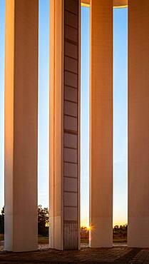 Bolaenderna Water Tower, Uppsala, Sweden, Europe