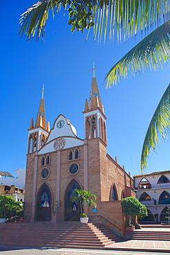 Talpa Church, Puerto Vallarta, Jalisco, Mexico, North America