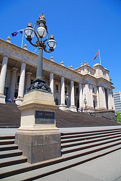 Parliament of Victoria, Melbourne, Victoria, Australia, Pacific