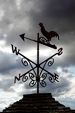 Weather vane, United Kingdom, Europe