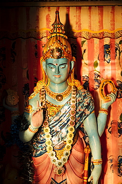 Seema Malakaya Temple, Colombo, Western Province, Sri Lanka, Asia