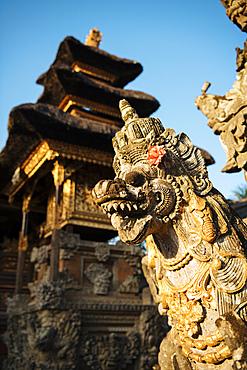 Pura Desa Ubud Water Palace, Ubud, Bali, Indonesia, Southeast Asia, Asia