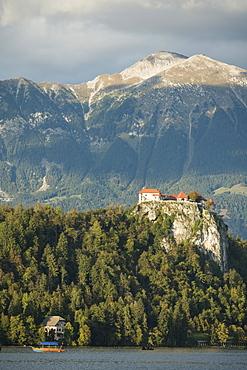 Lake Bled, Upper Carniola, Slovenia, Europe