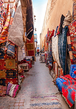 Street market, Marrakesh, Morocco, North Africa, Africa