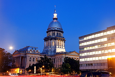 State Capitol Building, Springfield, Illinois